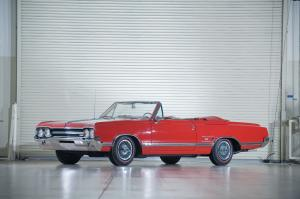 Oldsmobile Cutlass 442 Convertible 1965 года