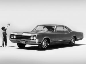 Oldsmobile Delta 88 Holiday Coupe 1965 года