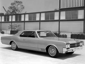 Oldsmobile Jetstar I Sports Coupe 1965 года