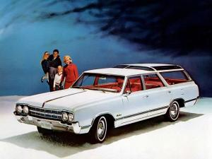 1965 Oldsmobile Vista Cruiser Custom