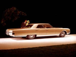 1966 Oldsmobile 98 Holiday Sedan