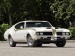 Oldsmobile 442 Holiday Coupe by Hurst 1969 года