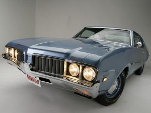 Oldsmobile Cutlass W-31 Sport Coupe 1969 года