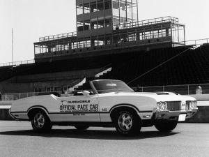 1970 Oldsmobile 442 Convertible Indy 500 Pace Car