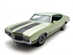 Oldsmobile 442 Holiday Coupe 1970 года