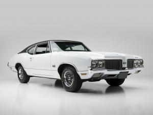 1970 Oldsmobile 442 Sports Coupe