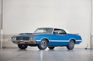 Oldsmobile 442 W-30 Convertible '1970