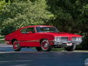 Oldsmobile 442 W-30 Sport Coupe 1970 года