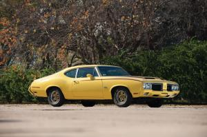 1970 Oldsmobile Cutlass Rallye 350 Sport Coupe
