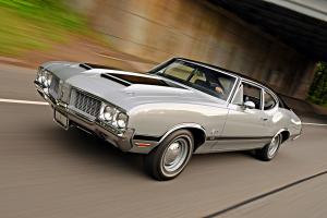 1970 Oldsmobile Cutlass S W-31 Sport Coupe