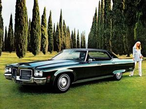 Oldsmobile 98 Holiday Sedan 1971 года