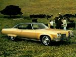 Oldsmobile 98 Holiday Coupe 1972 года