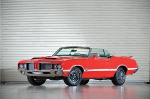 Oldsmobile Cutlass Supreme 442 L75 Convertible 1972 года