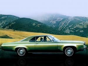 1972 Oldsmobile Delta 88 Royale Holiday Coupe
