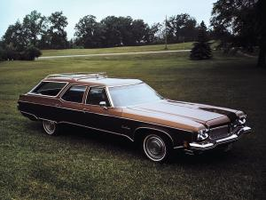 1973 Oldsmobile Custom Cruiser