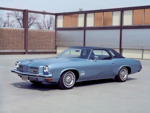 1973 Oldsmobile Cutlass Supreme Colonnade Hardtop Coupe