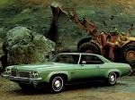 Oldsmobile Delta 88 Royale Holiday Coupe 1973 года