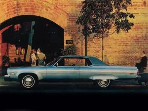 Oldsmobile 98 Regency Hardtop Coupe 1974 года