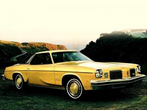 Oldsmobile Cutlass Coupe 1974 года