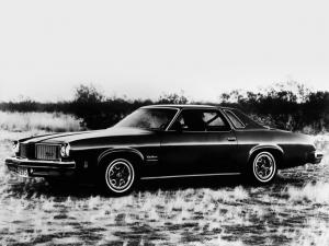 1975 Oldsmobile Cutlass Supreme Colonnade Hardtop Coupe