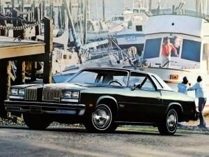 1977 Oldsmobile Cutlass Supreme Brougham Coupe