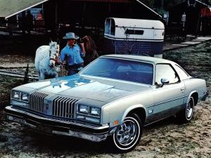 1977 Oldsmobile Cutlass Supreme Coupe