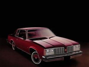 Oldsmobile Delta 88 Holiday Coupe 1979 года