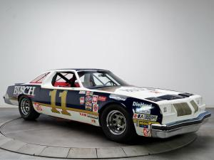 1980 Oldsmobile 442 NASCAR Race Car