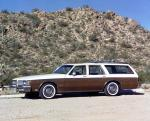 Oldsmobile Custom Cruiser 1980 года