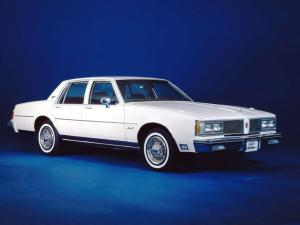 1980 Oldsmobile Delta 88 Royale Brougham Sedan
