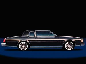 Oldsmobile Delta 88 Royale Coupe 1980 года