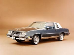 1982 Oldsmobile Cutlass Supreme Coupe