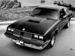Oldsmobile Cutlass Calais 15th Anniversary by Hurst 1983 года