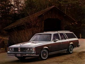 1983 Oldsmobile Cutlass Cruiser