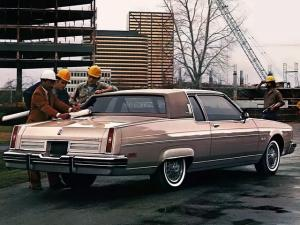 Oldsmobile Ninety-Eight Regency Coupe