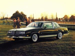 1984 Oldsmobile Cutlass Supreme Brougham Coupe