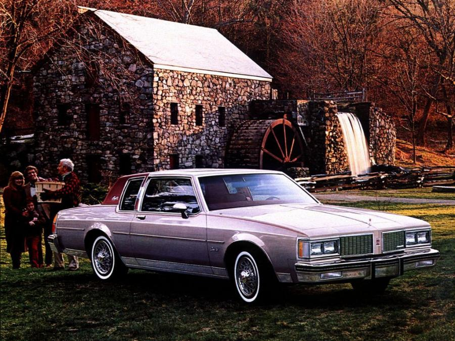 Oldsmobile Delta 88 Royale Brougham Coupe