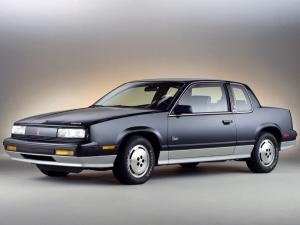 Oldsmobile Calais GT Coupe 1986 года