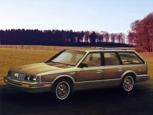 Oldsmobile Cutlass Cruiser 1986 года