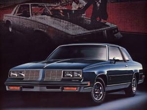 1986 Oldsmobile Cutlass Salon Coupe