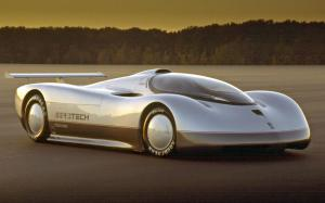 Oldsmobile Aerotech I Short Tail Concept 1987 года