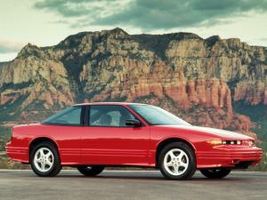 1988 Oldsmobile Cutlass Supreme Coupe