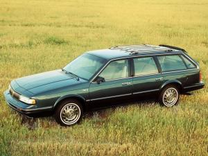1989 Oldsmobile Cutlass Ciera Wagon