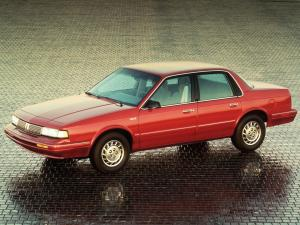 Oldsmobile Cutlass Ciera 1989 года