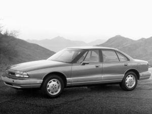 Oldsmobile Eighty Eight Royale 1992 года