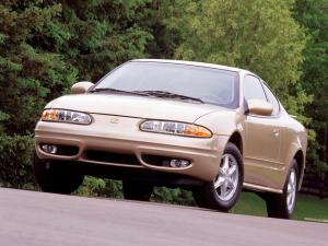 1998 Oldsmobile Alero Coupe