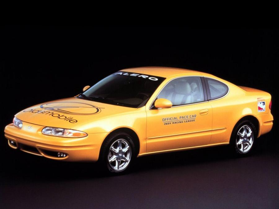 Oldsmobile Alero Indy Racing Pace Car