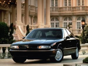 Oldsmobile Eighty Eight 50th Anniversary 1999 года