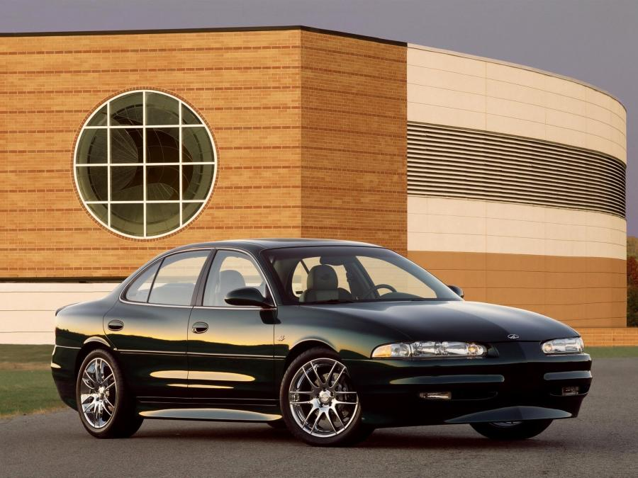 Oldsmobile Intrigue Osv Concept 2000 Vercity