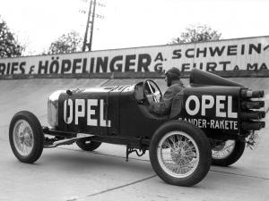 1928 Opel RAK I Race Car